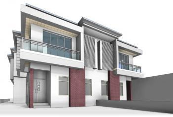 4 Bedroom Semi Detached with Bq., Occean View Estate, Off Alpha Beach, Before Chevron Roundabout, Igbo Efon, Lekki, Lagos, Semi-detached Duplex for Sale
