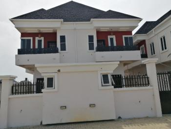 Four Bedroom Semi Detached House with Bq, Ologolo. After Osapa London, Lekki, Lagos, Semi-detached Duplex for Sale