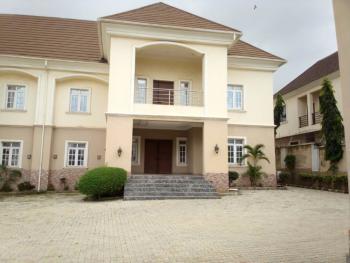5 Bedrooms Semi Detached Duplex with 2 Bedrooms Guests Chalets, Mabushi, Abuja, Semi-detached Duplex for Rent