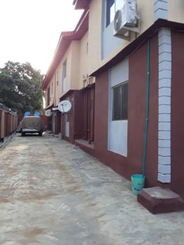 Block of 4 Nos of 3 Bedrooms Flat on Full Plot, Bunmitola Street, Off Kudirat Road, Isolo, Lagos, Block of Flats for Sale