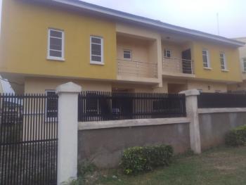 Newly Built 4 Bedroom Semi Detached Duplex with Bq, Orange Valley, Oke Mosan,, Abeokuta South, Ogun, Semi-detached Duplex for Sale