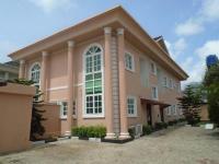 2 Wing Of 5 Bedroom Semi Detached House, Osborne, Ikoyi, Lagos, Semi-detached Duplex for Sale