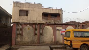 6 Bedrooms Detached with Massive Space, Pent House, 50 Guest Hall & Bq, Adeshiyan Street, Palmgrove, Ilupeju, Lagos, Detached Duplex for Sale