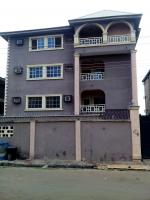 Beautiful 3 Bedroom Flat, Ago Palace, Isolo, Lagos, 3 Bedroom, 4 Toilets, 3 Baths Flat / Apartment For Rent
