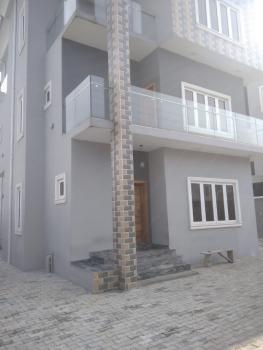 an Executive 4 Bedroom Fully Detached Duplex with a Penthouse and Bq, Behind Elevation Church, Ilasan, Lekki, Lagos, Detached Duplex for Rent
