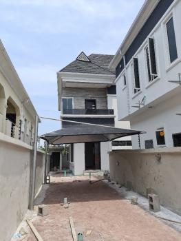 Classic 4 Bedroom Semi-detached Duplex in a Secured Neighbourhood, Ologolo, Agungi, Lekki, Lagos, Semi-detached Duplex for Sale