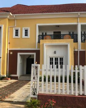 Gated Townhouse on One Floor, with a Detailed Finishing., Behind Coza, Guzape District, Abuja, Terraced Duplex for Sale