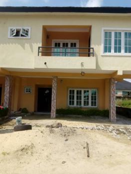 4 Bedroom Terrace Duplex, Lekki Garden Phase 1by Lagos Business School, Ajah, Lagos, Terraced Duplex for Rent