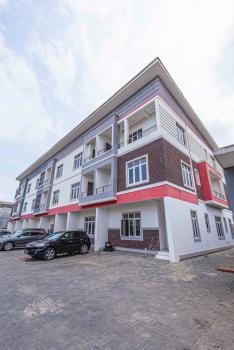 Cozy 4 Bedroom Terraced Duplex with a Bq, Oniru, Victoria Island (vi), Lagos, Terraced Duplex for Sale