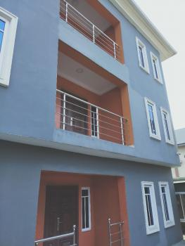 New 3 Bedroom Flat Up, Village, Anthony, Maryland, Lagos, Flat for Rent