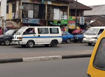 Lockup Shops in a High Commercial Area, Ikwerre Road, Mile 2, Port Harcourt, Rivers, Shop for Sale