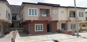a Well Finished 4 Bedroom Semi Detached Duplex  + 1 Room Bq, Lekki Gardens Phase 2 By Abraham Adesanya Roundabout, Ajah, Lagos, Semi-detached Duplex for Sale