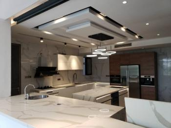 Top-notch Automated 5 Bedroom, 3rd Avenue, Banana Island, Ikoyi, Lagos, Terraced Duplex for Rent