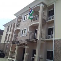Brand New 3bedrooms Serviced Flat with Bq, Katampe Extension., Diplomatic Zone, Katampe Extension, Abuja., Diplomatic Zones, Abuja, Flat for Rent