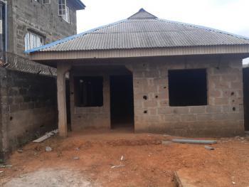 2 Bedroom Flat Uncompleted Setback, Off Alagbado Road, Alagbado, Ifako-ijaiye, Lagos, Detached Bungalow for Sale