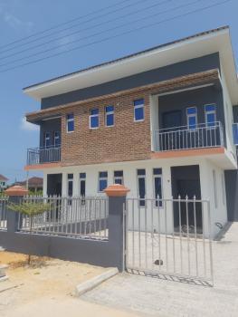 3 Bedroom Fully Detached Duplex., Custom Shell 3, Amity Estate, Sangotedo, Ajah, Lagos, Detached Duplex for Sale