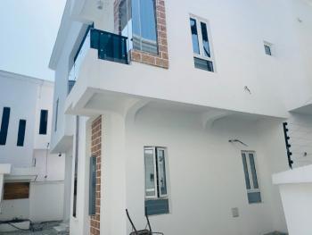 5 Bedrooms Semi Detached House + 1 Room Bq, Osapa, Lekki, Lagos, Semi-detached Duplex for Sale