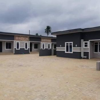Spacious and Newly Built 2 Bedrooms Terraced Bungalow with C of O, Queens Homes., Mowe Ofada, Ogun, Detached Bungalow for Sale