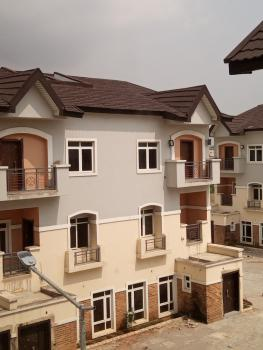 4 Bedroom Terraced Duplex with a Bq, Off Bode Thomas Road., Surulere, Lagos, Terraced Duplex for Sale
