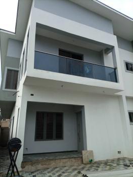 Four Bedroom Semi Detached, Ologolo Road, Lekki, Lagos, Semi-detached Duplex for Sale
