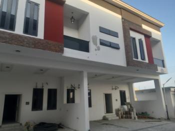 4 Bedroom Terraced Duplex with 24 Hours Power, Lafiaji, Lekki, Lagos, Terraced Duplex for Sale