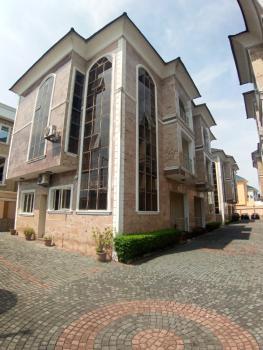 an Exquisite 4 Bedroom Semi Detached Duplex with 1 Bq, Parkview, Ikoyi, Lagos, Semi-detached Duplex for Rent