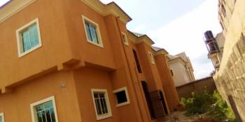 Brand New 3 Bedroom Flat with Masters, Before Nike Lake Hotel By Winners Chapel, Abakpa Nike, Enugu, Enugu, Flat for Rent