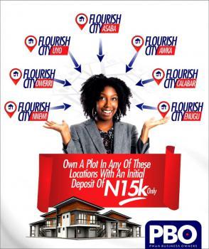 Become a Landowner, Join The Team, Aninri, Enugu, Land for Sale