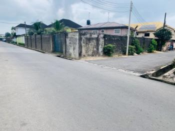 a Fenced Corner-piece Land, Rumuibekwe Housing Estate ( Extension), Port Harcourt, Rivers, Residential Land for Sale
