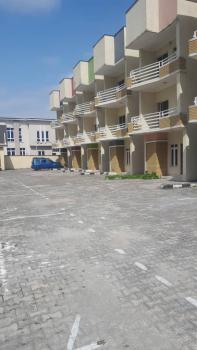 Well Finished and Spacious 4 Bedrooms Terrace, Behind Friends Colony, Osapa, Lekki, Lagos, Terraced Duplex for Sale