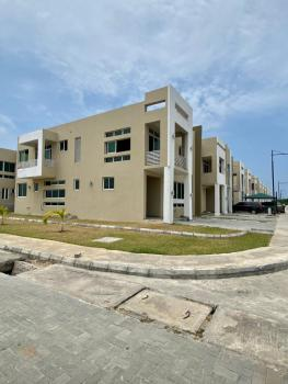 Newly Built 3 Bedroom Terraced Duplex with Boys Quarter, Sangotedo, Ajah, Lagos, Terraced Duplex for Rent