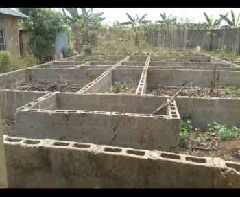 Luxury Uncompleted Bungalow, Mowe Abule Ojo By Yotomi Estate, Ibafo, Ogun, Detached Bungalow for Sale