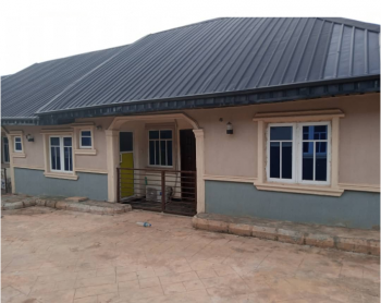 Luxurious 2 Bedroom Flats, New Redemption Camp, Obafemi Owode, Ogun, Self Contained (single Rooms) for Sale