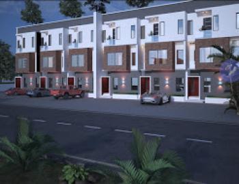 4 Bedroom Terraced Duplex (off Plan), Adeniyi Jones, Ikeja, Lagos, Terraced Duplex for Sale