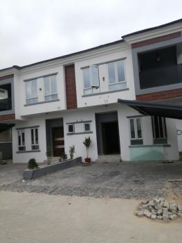 Beautiful  4 Bedroom Semi-detached House in a Serviced Estate, Ikate, Lekki, Lagos, Semi-detached Duplex for Sale