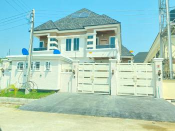 an Executive Brand New 4 Bedroom Semi Detached Duplex with Bq, Agungi Estate, Lekki Expressway, Lekki, Lagos, Semi-detached Duplex for Sale