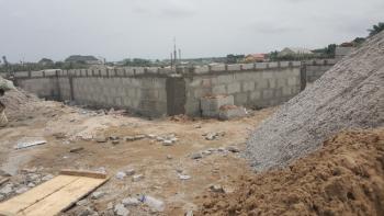 3 Bedroom Terrace Bungalow, Okeogun Odofin, Eleko, Ibeju Lekki, Lagos, Terraced Bungalow for Sale