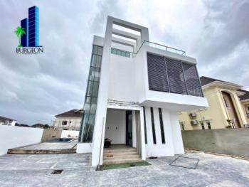 Brand New 5 Bedrooms + 1 Bq Fully Detached Duplex, Pinnoch Beach Estate, Osapa, Lekki, Lagos, Detached Duplex for Sale
