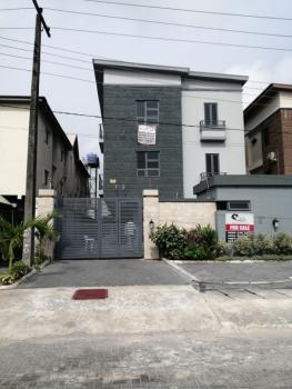 Luxury 5 Bedrooms Terrace with Excellent Finishes, Lekki Phase 1, Lekki, Lagos, Terraced Duplex for Sale