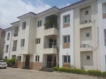 Spacious 3 Bedroom Serviced Apartment with a Room Bq, Jabi, Abuja, Flat for Rent