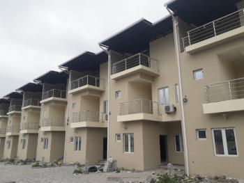 Brand New Luxury 4 Bedroom Terrace Duplex with Bq, Life Camp, Abuja, Terraced Duplex for Rent