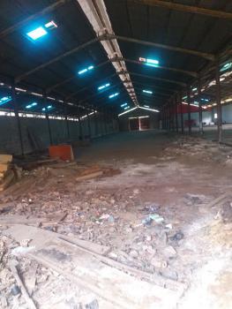 45,000 Sqft Warehouse Available Self Compound, Oregun, Ikeja, Lagos, Warehouse for Rent