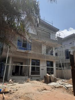 Brand New Contemporary 6 Bedroom Detached House with 2 Rooms Bq, Off Bourdillion Road, Old Ikoyi, Ikoyi, Lagos, Detached Duplex for Sale