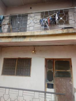2 Bedroom Flat with 5 Shops, Behind Old American Quarters Gate, Agodi, Ibadan, Oyo, Block of Flats for Sale