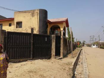 2 Units of 3 Bedroom Flat and a Mini Flat All Built on a Full Plot, Sangotedo, Ajah, Lagos, Block of Flats for Sale