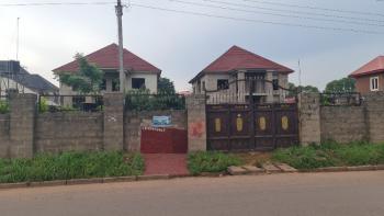 Uncompleted Strategic Twin 5 Bedrooms Detached Duplexes, Golf Estate Phase 1, Opposite International Trade Fair, Gra, Enugu, Enugu, Detached Duplex for Sale