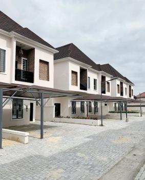 4 Bedroom Semi Detached with a Bq, Ikota Villa, Ikota, Lekki, Lagos, Semi-detached Duplex for Rent