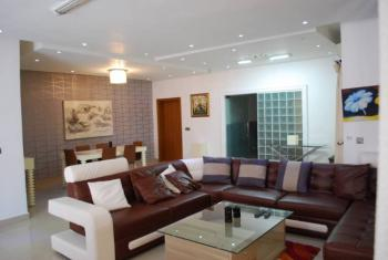 Super Luxury 3 Bedroom Apartment with Pool & Gym, Mosley Road, Ikoyi, Lagos, Flat Short Let