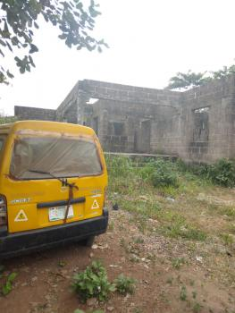 Uncompleted 4 Bedroom Bungalow, Off Kayode Bus-stop, Ajuwon/iju, Ijaiye, Lagos, Detached Bungalow for Sale