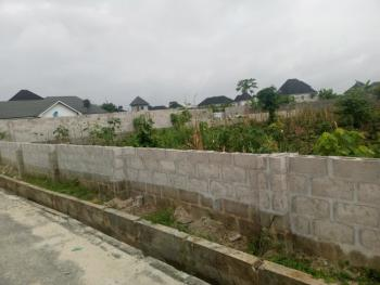 Standard One and Half Plot of Land in a Secured Estate with Federal Light, Ivory Heights Estate, Shell Corporative, Eliozu, Port Harcourt, Rivers, Residential Land for Sale